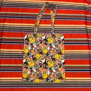 H&M Looney Tunes Tote Bag